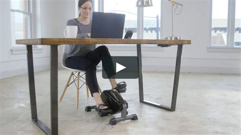 Wirk Under Desk Exercise Bike from Stamina Products - 85 ...
