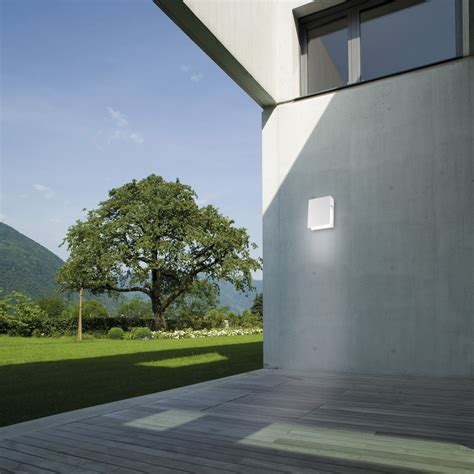 illuminazione giardino led lada parete applique led uso esterno a led pan dankan