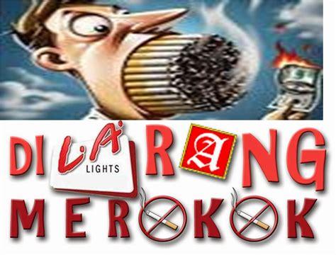 gambar anti merokok  smoking dilarang merokok