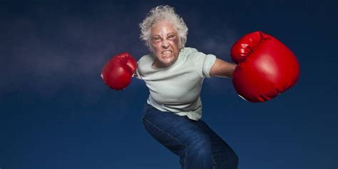 Feisty Great Grandma Charged With Assault After Fighting