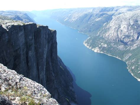 Panoramio  Photo Of Lysefjord H1000m