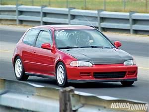 1995 Honda Civic hatchback vi – pictures, information and ...