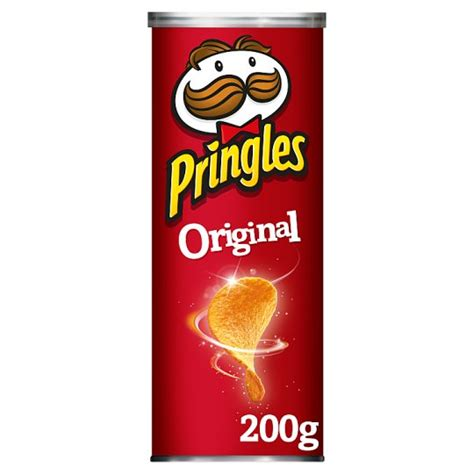 pringles original crisps 200g groceries tesco groceries