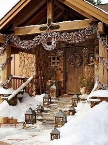 Beautiful, Christmas, Outdoor, Decoration, Ideas