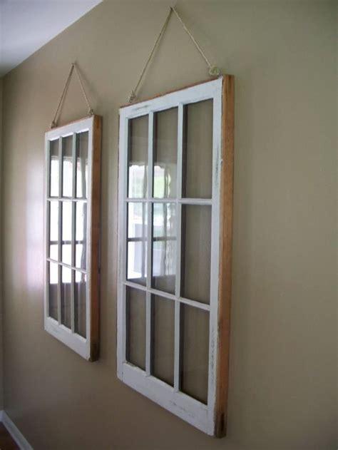 cadre d une porte diy d 233 co 55 id 233 es pour r 233 utiliser le cadre d une vieille fen 234 tre decoration et bricolage