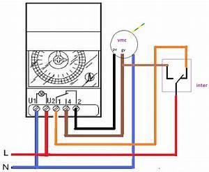 Disjoncteur Pour Vmc : bricolage forum lectricit j 39 ai fait ce sch ma peut il ~ Premium-room.com Idées de Décoration