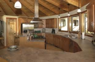 Round Houses Design in Kitchen