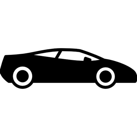 Car Icons by Sports Car Free Transport Icons