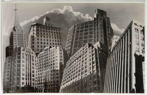 bureau sydney sydney deco buildings montage c 1939 by the sun