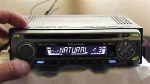 Pioneer Mp3 Player : pioneer deh 4700mp radio mp3 cd player youtube ~ Kayakingforconservation.com Haus und Dekorationen