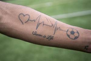 Soccer Tattoos - Tattoo Collections