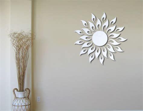 Bathroom Wall Decorations Sunburst Wall Decor