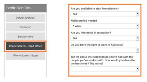phone screen questions template useful tip for recruiters capture screening questions while you re on the phone