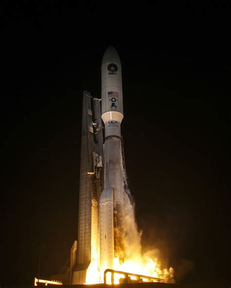 Most Powerful Atlas V Delivers a Most Spectacular ...
