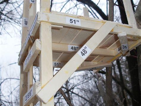 ft deer stamd build  stand