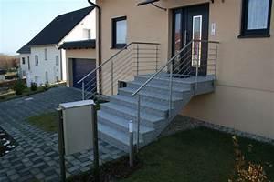 Treppengeländer Selber Bauen Stahl : treppengel nder aus edelstahl in selbstmontage ~ Lizthompson.info Haus und Dekorationen