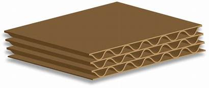 Wall Corrugated Triple Cardboard Packaging Materials Management
