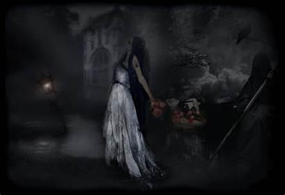 Gothic Dark Wallpapers Google Rose Fantasy Backgrounds