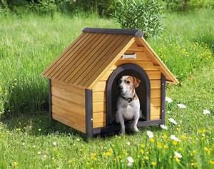 Niche Petit Chien : niche pour chien bois plastique pvc bien choisir ~ Melissatoandfro.com Idées de Décoration