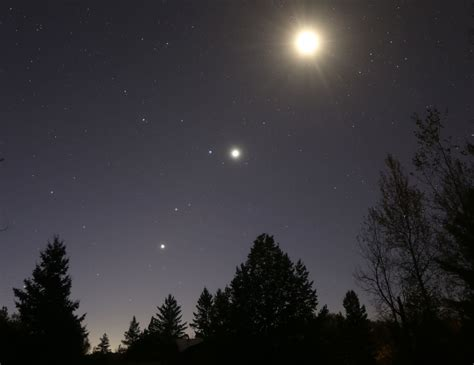 guide octobers conjunction mania venus daylight universe