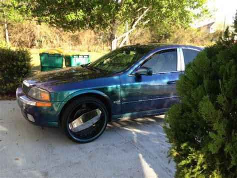 custom ls for sale purchase used custom lincoln ls in kissimmee florida