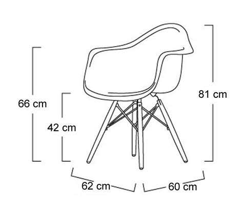 eames daw dimensions seating trees eames
