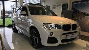 Bmw X3 Sport Design : 2017 bmw x3 20d m sport exterior and interior review youtube ~ Medecine-chirurgie-esthetiques.com Avis de Voitures