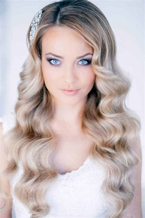 bridal hairstyles for long hair 2015 Womenstyle com