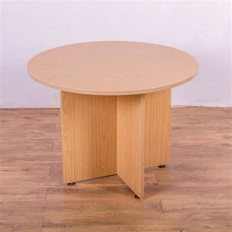 office bureau sven bureau oak 1000d office table