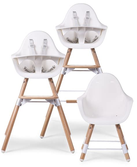 chaise évolutive bébé evolu 2 highchair babyroad