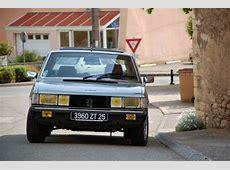 Stubs Auto Peugeot 604 19751985