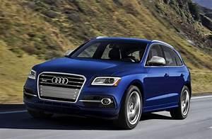 2016 Audi Sq5 - Review
