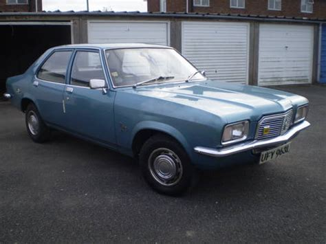 1972 vauxhall victor 1972 vauxhall victor fe sold car and classic