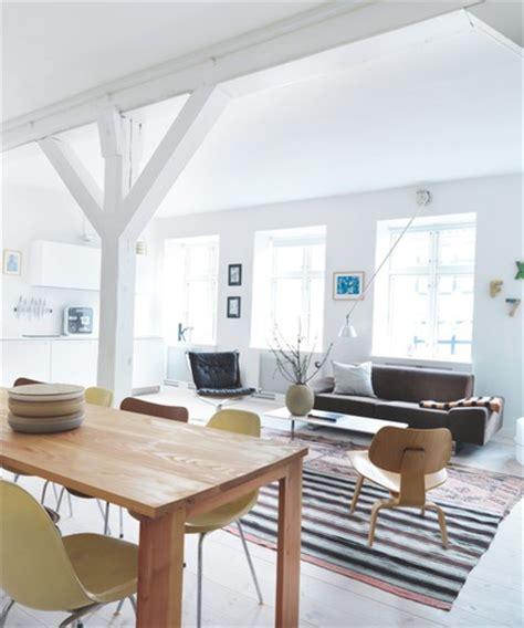 decordots open bright and minimalistic apartment