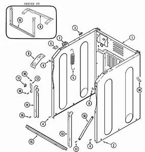 Maytag Mah5500bww Washer Parts And Accessories At