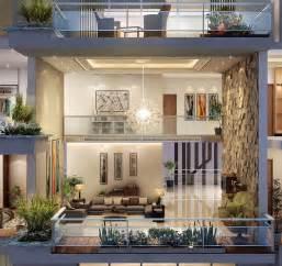 U Home Interior Two Story Apartment Interior Design Ideas