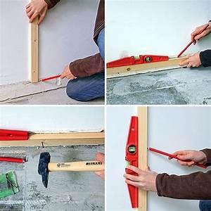 Comment Couper Carrelage Deja Posé : comment poser un carrelage mural bricobistro ~ Melissatoandfro.com Idées de Décoration