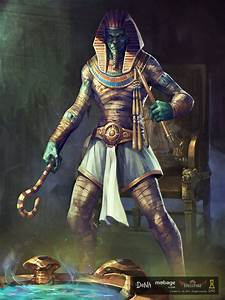 ☥Egyptian Mythology☥Osiris | Egyptian Mythology ...