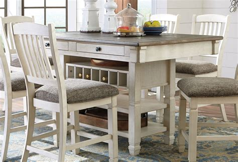 Counter Height Dining Room Tables by Bolanburg Counter Height Dining Table Signature Design