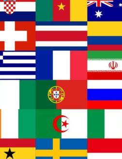 Valstu karogi - Karogi - Karogu izgatavošana - Karogu šūšana