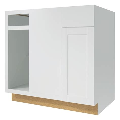 lowes corner kitchen cabinet shop kitchen classics arcadia 36 in w x 35 in h x 23 75 in 7209