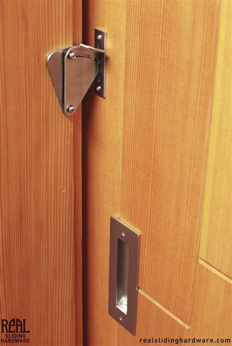 teardrop privacy lock  sliding doors barn door locks
