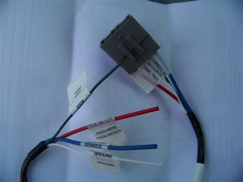 installing  brake controller    ford