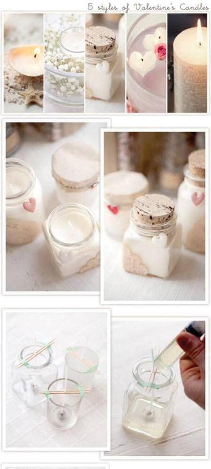 candele fatte a mano idee per bomboniere matrimonio shabby chic6