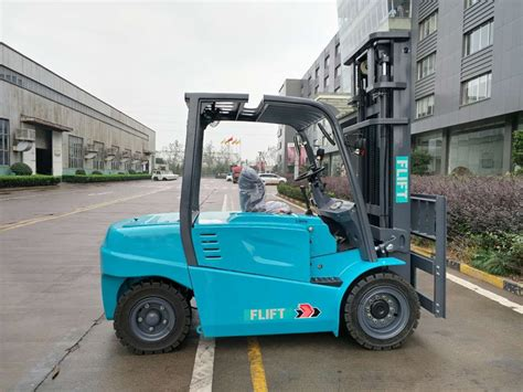 flift brand ton electric forklift  curtis controller