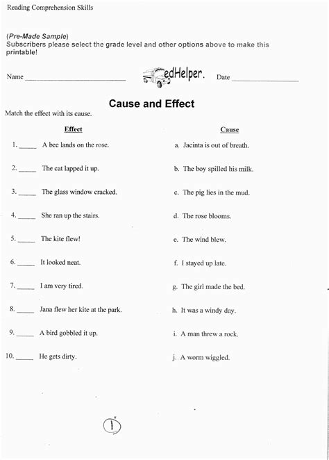 images  printable english worksheets  grade