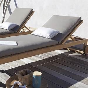 Bain De Soleil Design : transat jardin 43 id es pour un bain de soleil a vous dit ~ Teatrodelosmanantiales.com Idées de Décoration