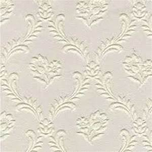 17017 Super Fresco White Textured Floral Trellis Damask ...