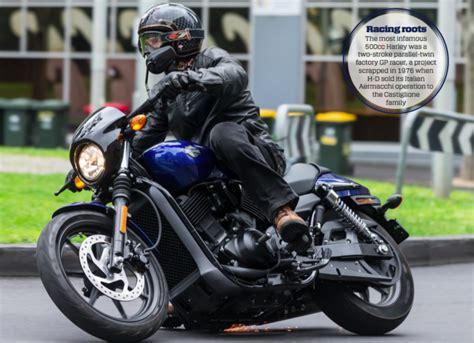 Harley Davidson 500 Picture by Harley Davidson 500 Australian Motorcycle News