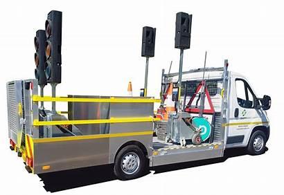 Traffic Management Low Vehicle Floor Vehicles Drop